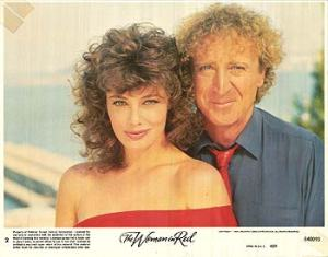 Kelly LeBrock e Gene Wilder