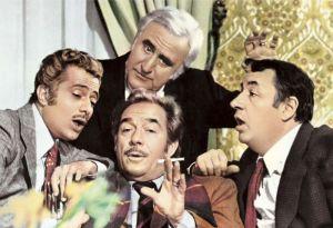Duilio Del Prete. Adolfo Celi, Ugo Tognazzi, Philippe Noiret