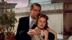 Cary Grant e Bergman