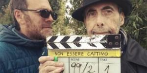 Valerio Mastandrea e Claudio Caligari