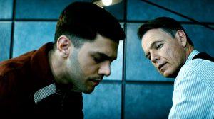 Xavier Dolan e Bruce Greenwood