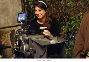 Francesca Archibugi- Copyright:Claudio Iannone