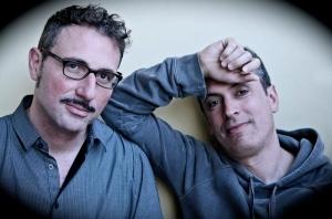 Fabio Grassadonia e Antonio Piazza