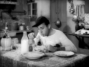 """Alberto Sordi (""""Un americano a Roma"""")"""