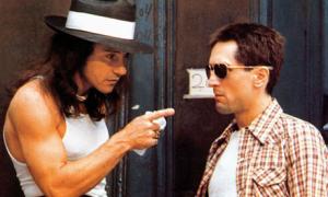 Harvey Keitel e De Niro