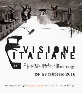 Visioni Italiane - edizione 2016