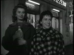 """Sophia Loren e Franca Valeri ne """"Il segno di Venere"""""""