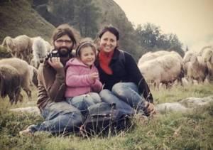 Lucio, Gaia e Anna