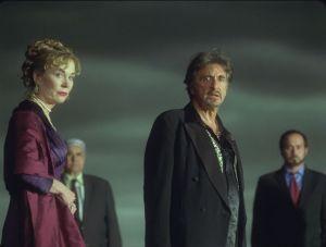 Roxanne Hart e Pacino
