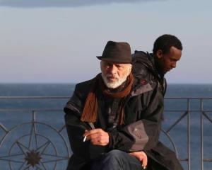 Nick Mancuso e Sherif Amadou