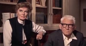 Katharine Hepburn e Spencer Tracy