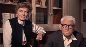 Katharine Hepburn e Spencer Tracy