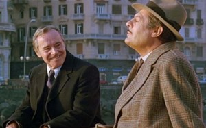 Jack Lemmon e Marcello Mastroianni