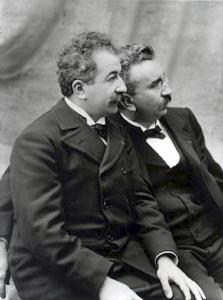 Auguste e Louis Lumiere