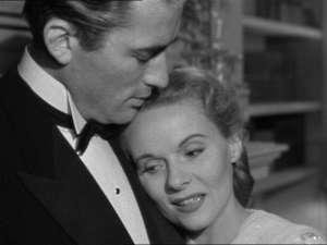 Gregory Peck e Ann Todd