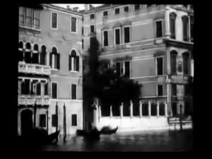 """Venezia, 1896: il """"Canal Grande"""" visto dai Lumiere"""