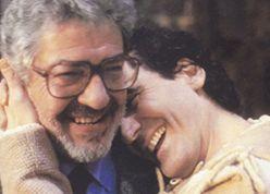 Ettore Scola e Massimo Troisi