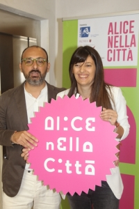 Gianluca Giannelli e Fabia Bettini (cinemaitaliano.info)