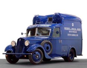 Cinemobile Fiat 618