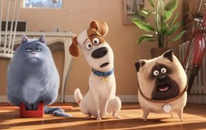 Chloe, Max e Mel