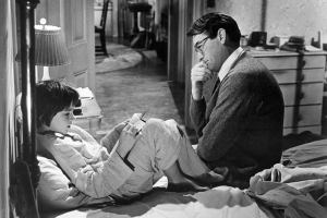 Mary Badham e Gregory Peck