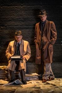Roberto Herlitzka e Domenico Diele (foto di Philippe Antonello)