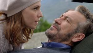 Isabella Ragonese e Marco Giallini