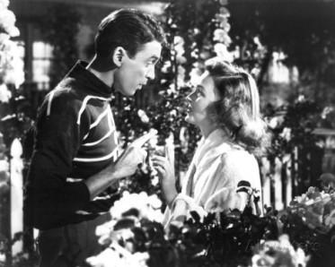 James Stewart e Donna Reed